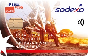 Sodexo Flexi Pass Card
